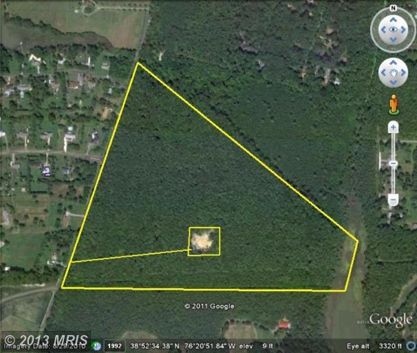 65.6 acres in Stevensville, Maryland
