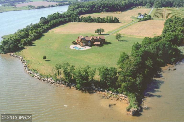 28.97 acres in Stevensville, Maryland