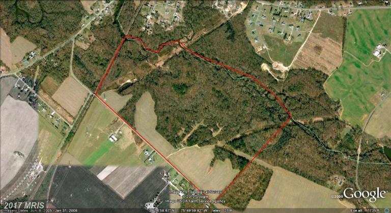 199.63 acres Millington, MD