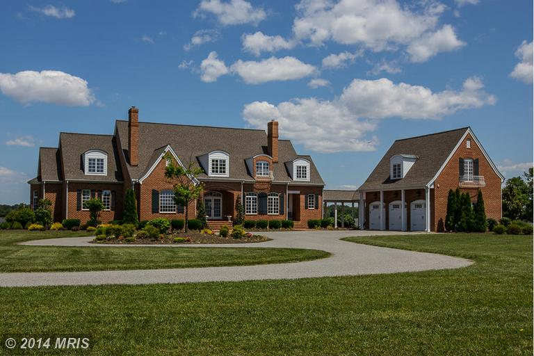 Image of Residential for Sale near Centreville, Maryland, in Queen Annes county: 53.16 acres