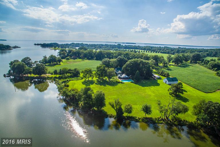 Image of Residential for Sale near Queenstown, Maryland, in Queen Annes county: 30.92 acres