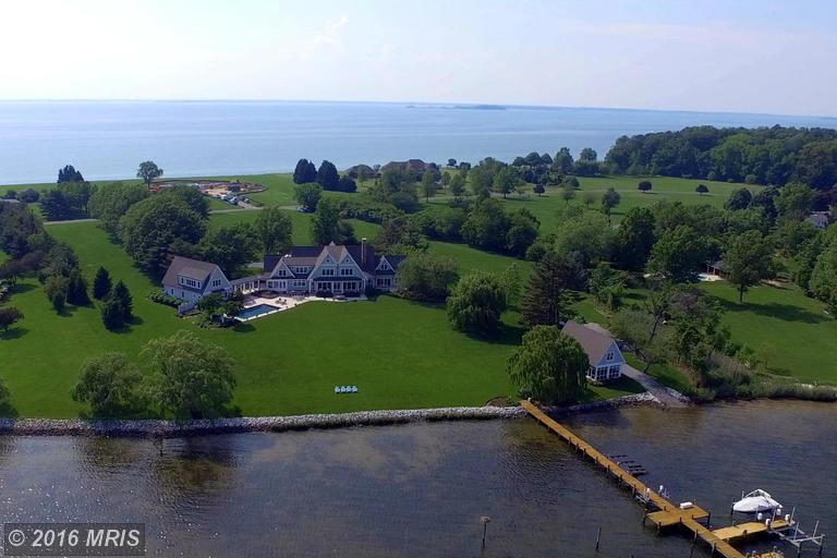 Image of Residential for Sale near Queenstown, Maryland, in Queen Annes county: 6.43 acres