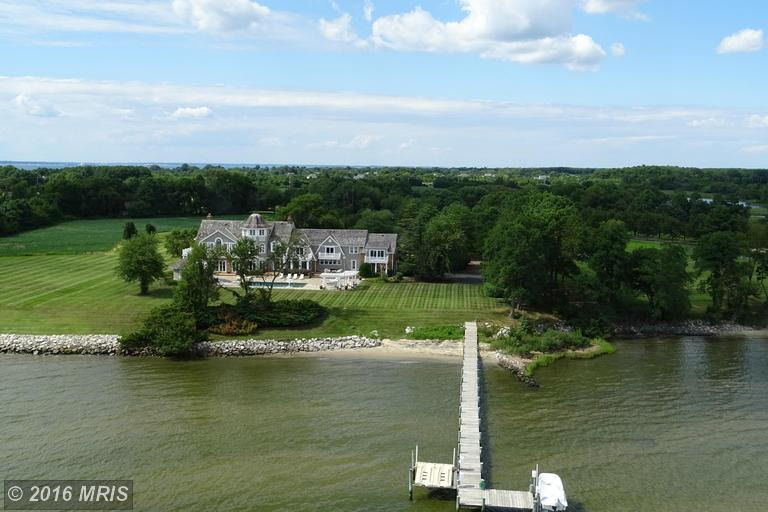 Image of Residential for Sale near Stevensville, Maryland, in Queen Annes county: 15.40 acres