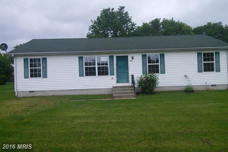 209 New St, Church Hill, MD 21623