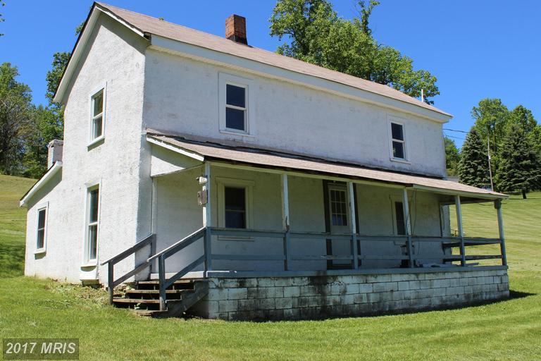 Farm House, Detached - CHESTER GAP, VA (photo 1)