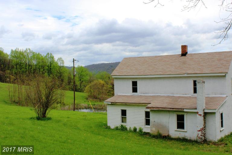 Farm House, Detached - CHESTER GAP, VA (photo 2)