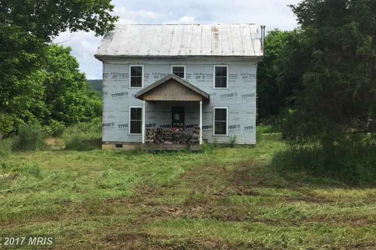 Farm House, Detached - MAURERTOWN, VA (photo 1)