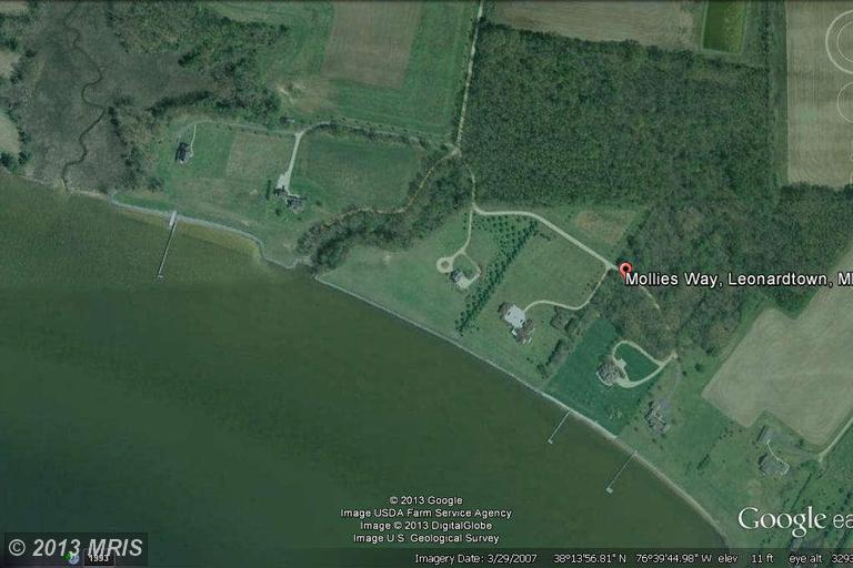 21.16 acres in Leonardtown, Maryland