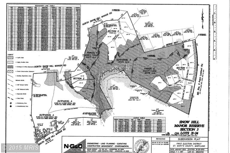 210 acres in Saint Marys City, Maryland