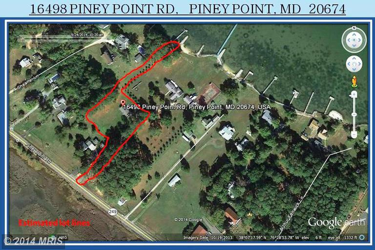 16498 Piney Point Rd, Piney Point, MD 20674