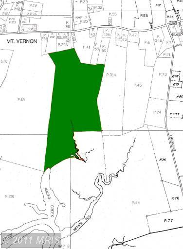 82 acres in Princess Anne, Maryland