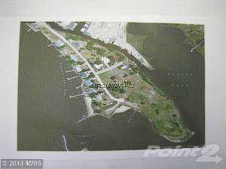 5.75 acres in Deal Island, Maryland