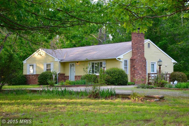 5.08 acres by Fredericksburg, Virginia for sale