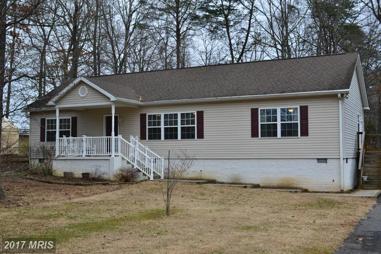 156 WOODLAND DRIVE, Stafford in STAFFORD County, VA 22556 Home for Sale