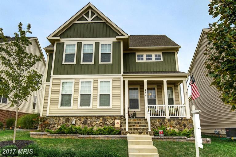 112 GARDENIA DRIVE, Stafford in STAFFORD County, VA 22554 Home for Sale