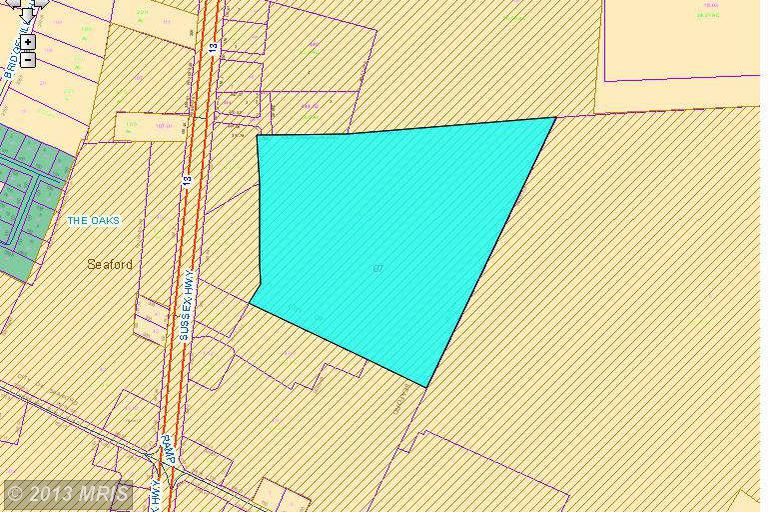 36.92 acres in Seaford, Delaware