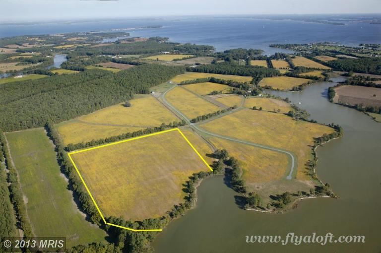 20.57 acres in Saint Michaels, Maryland