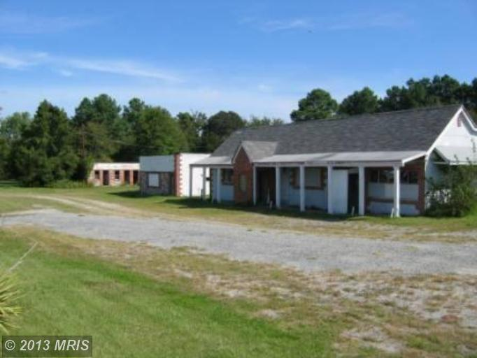 Image of Commercial for Sale near Easton, Maryland, in Talbot county: 3.25 acres