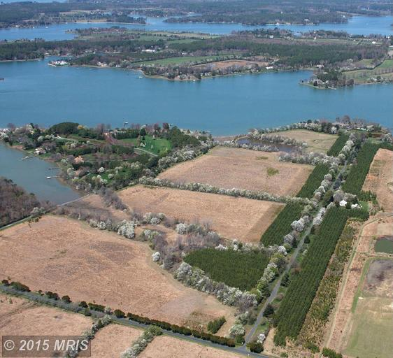 14.64 acres in Oxford, Maryland