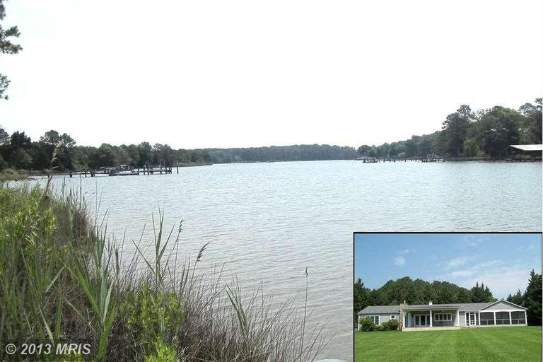 3.83 acres in Saint Michaels, Maryland