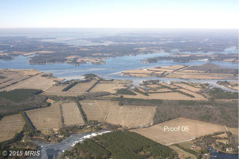 276 acres in Oxford, Maryland