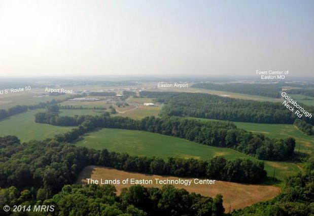 Image of Acreage for Sale near Easton, Maryland, in Talbot county: 111.37 acres