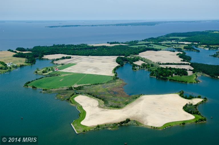 297.14 acres Wittman, MD