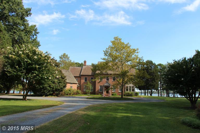 9.69 acres Saint Michaels, MD