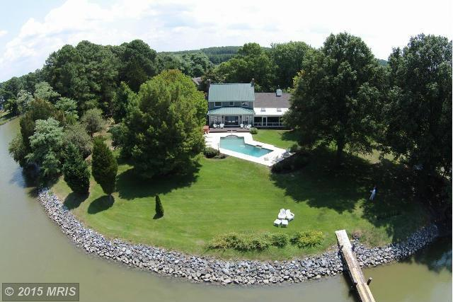 23.64 acres Trappe, MD