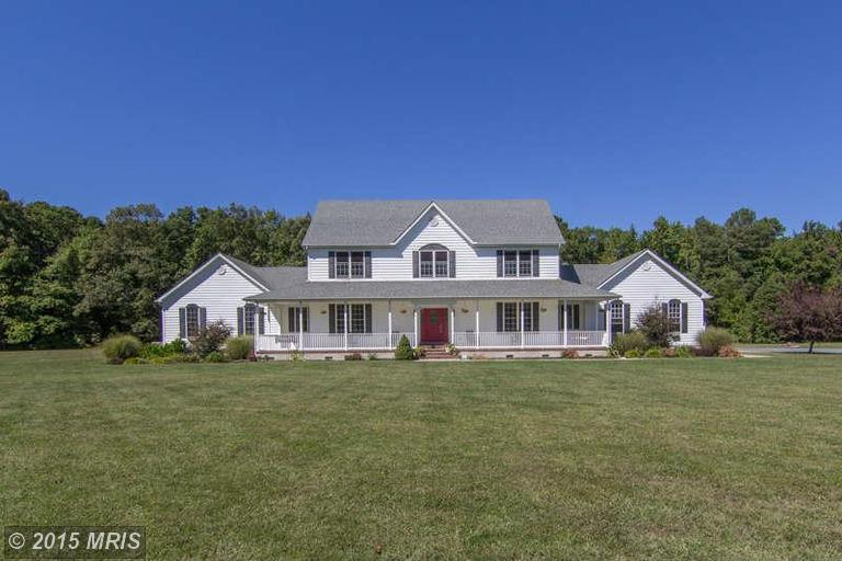 3.16 acres Trappe, MD