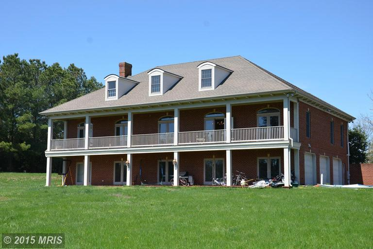 4.68 acres Trappe, MD