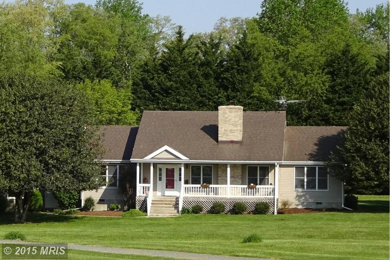 2.59 acres Trappe, MD