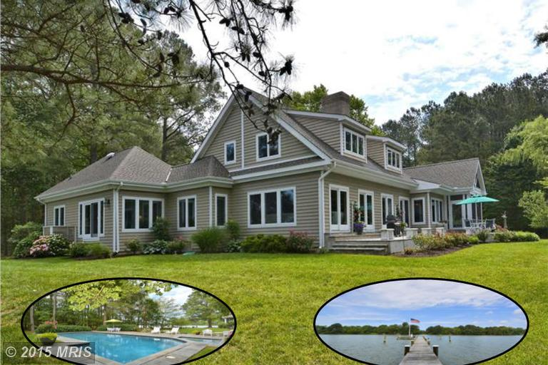 Image of Residential for Sale near Easton, Maryland, in Talbot county: 16.55 acres