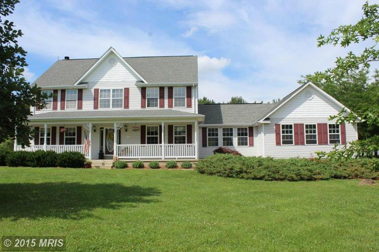 4 acres Trappe, MD