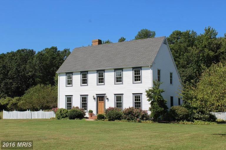 4.47 acres Trappe, MD