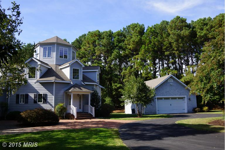 4.98 acres Trappe, MD