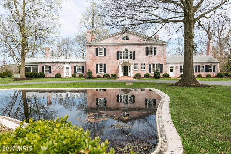 Image of Residential for Sale near Easton, Maryland, in Talbot county: 10.68 acres