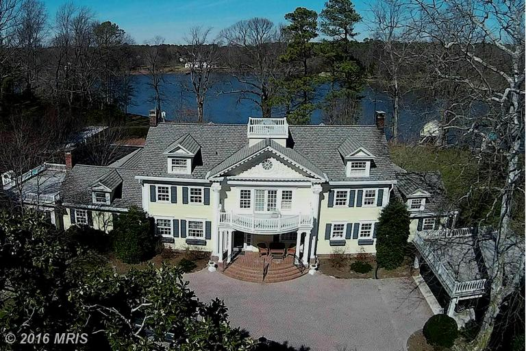 Image of Residential for Sale near Easton, Maryland, in Talbot county: 9.58 acres