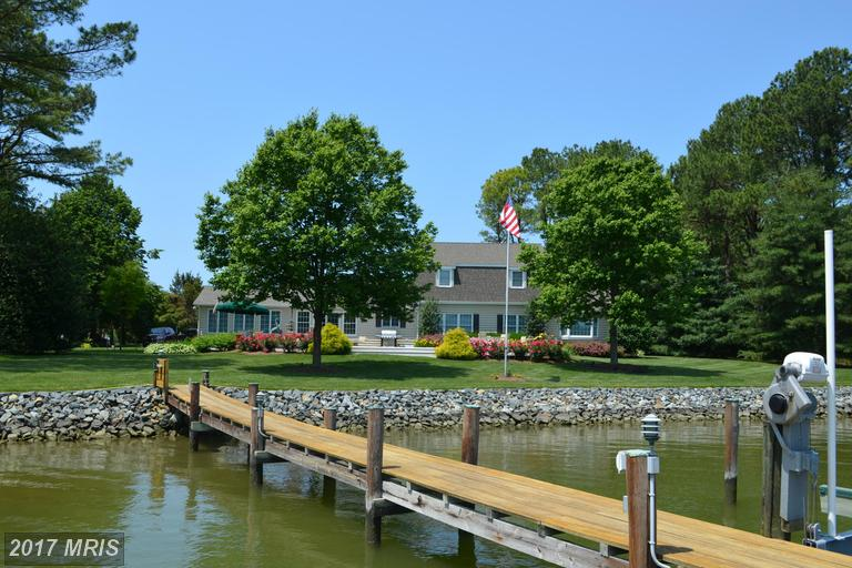 4357 Holly Harbor Rd, Oxford, MD 21654