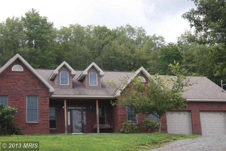 1 pierce benbush road Thomas West Virginia 26292