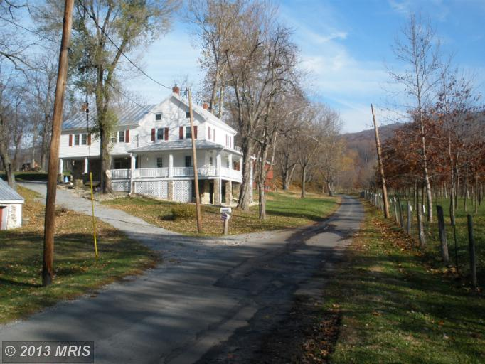19.13 acres in Boonsboro, Maryland