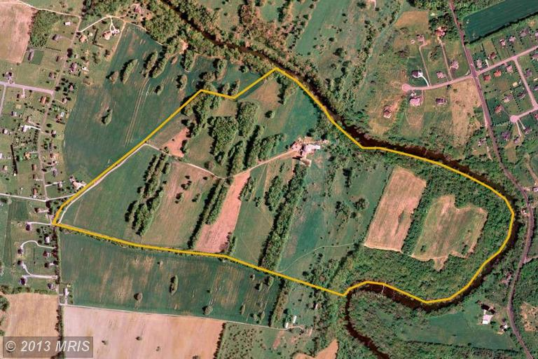 172.27 acres in Hagerstown, Maryland