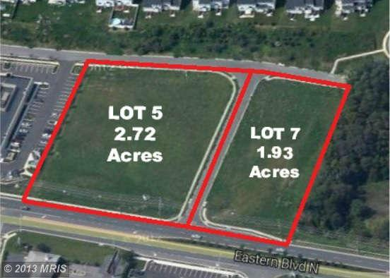 2.72 acres in Hagerstown, Maryland