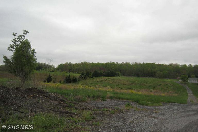 5 acres in Boonsboro, Maryland