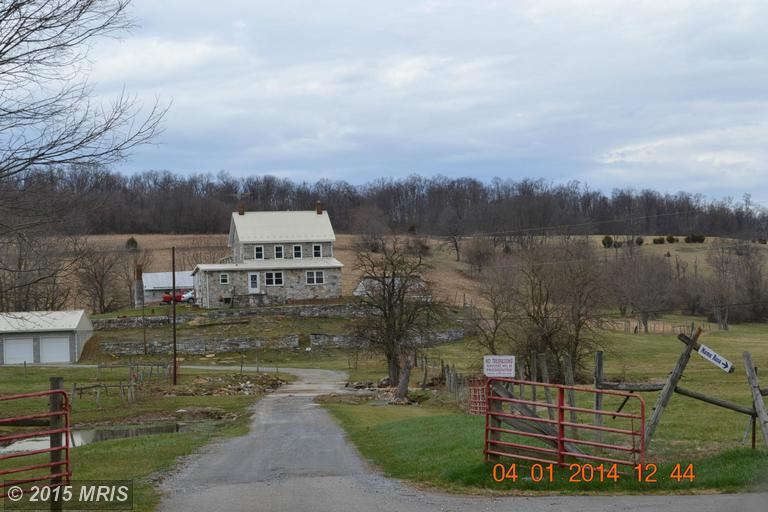 196.19 acres in Rohrersville, Maryland