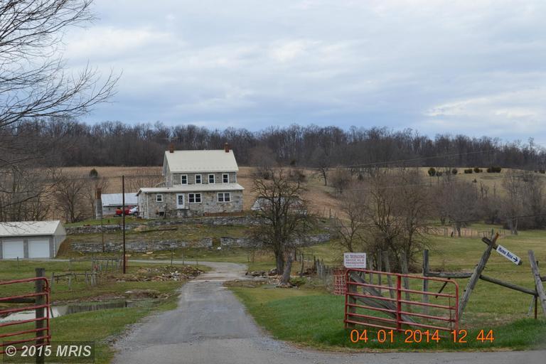 196.19 acres Rohrersville, MD