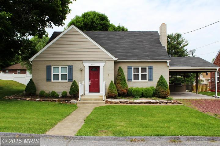 20004 GILBERT HILLS DRIVE, one of homes for sale in Hagerstown