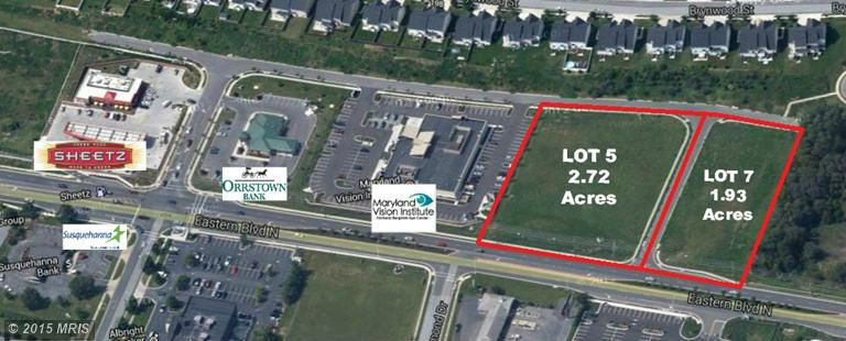 3.51 acres Hagerstown, MD