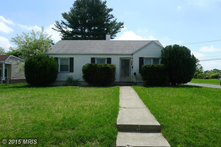 1104 Glenwood Ave, Hagerstown, MD 21742