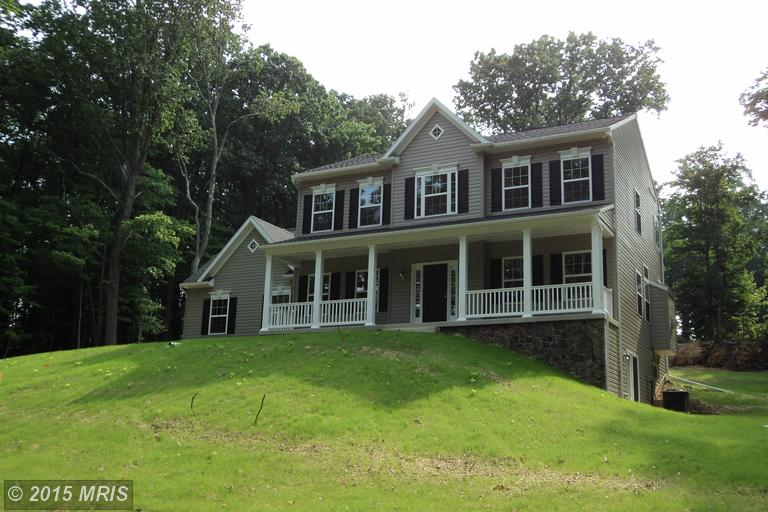 3.64 acres Knoxville, MD